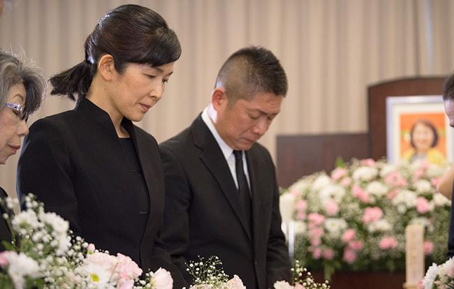 まずは専蓮華スタッフが葬儀に関する漠然とした不安を解消します