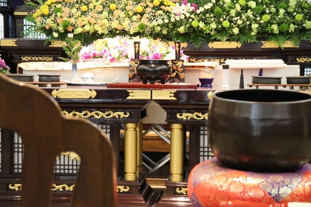 広島市南区で一日葬を行いました